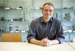 Prof. Christian Wirth, German Centre for Integrative Biodiversity Research (iDiv). Foto: privat
