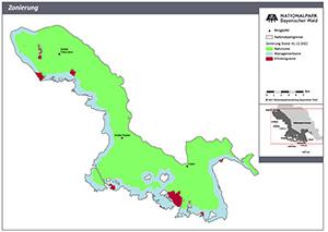 Vorschaubild der aktuellen Zonierungskarte